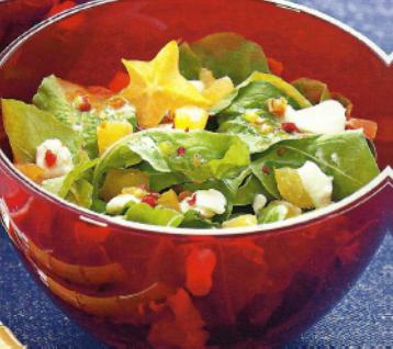 Salada de rúcula especial